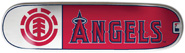 ELEMENT X MLB LOS ANGELES ANGELS OF ANAHEIM CLUB DECK 8.25