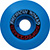 SPEEDLAB WHEELS NOMAD MINIS BLUE 55MM 99A (Set of 4)