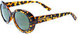 HAPPY HOUR TEAM BEACH PARTY TORTOISE SHADES SUNGLASSES