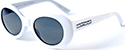 HAPPY HOUR TEAM BEACH PARTY WHITE SHADES SUNGLASSES