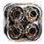 BRONSON SPEED CO. RAW BEARINGS 8 PK
