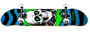 POWELL RIPPER ONE OFF BLUE/GREEN COMPLETE 7.75