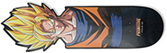PRIMITIVE X DBZ TEAM GOKU CNC DECK 8.50