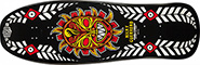 POWELL NICKY GUERRERO MASK BLACK RE-ISSUE DECK 10.00