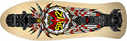 POWELL STEVE SAIZ TOTEM NATURAL RE-ISSUE DECK 10.00