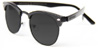 HAPPY HOUR CYRIL JACKSON G2 MATTE BLACK SHADES SUNGLASSES