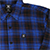 HARD LUCK DEVILLE BLUE FLANNEL L/S L