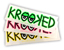 KROOKED EYES MED STICKER