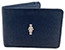 GIRL MICRO OG CANVAS NAVY WALLET