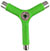 RUSH Y THREADER TOOL NEON GREEN