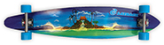 LAYBACK ISLAND DREAM PINTAIL COMPLETE 10 X 46