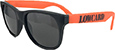 LOWCARD LOW HAND SUNGLASSES ORANGE