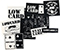 LOWCARD STICKER PACK