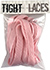 TIGHT LACES FLAT PINK