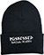 DOGTOWN SUICIDAL POSSESSED BLACK BEANIE