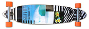 GRAVITY LIFE\\'\\'S A BEACH PINDROP COMPLETE 9.25 X 40