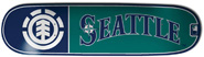 ELEMENT X MLB SEATTLE MARINERS CLUB DECK 8.25