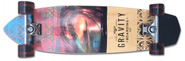 GRAVITY POLYNESIAN DREAM CLASSIC CRUISER COMPLETE 9.5 X 36