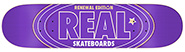 REAL TEAM RENEWAL OVAL PURPLE PP DECK 7.56