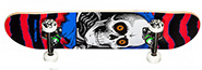 POWELL RIPPER ONE OFF RED/WHITE COMPLETE 7.50