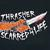THRASHER SCARRED BLACK SS S
