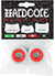 HARDCORE BARREL BUSHINGS 88A WHITE/RED SET OF 2