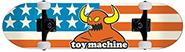 TOY MACHINE AMERICAN MONSTER COMPLETE 7.75