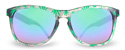 HAPPY HOUR PUDWILL HIGH TIMES BLACK/GREEN SHADES SUNGLASSES