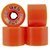 DOGTOWN RAT RACERS ORANGE WHEELS 70MM 78A (Set of 4)