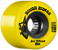 BONES ATF ROUGH RIDERS YELLOW WHEELS 59MM (Set of 4)