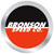 BRONSON SPEED CO. SPOT LOGO STICKER