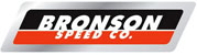 BRONSON SPEED CO. STRIP LOGO STICKER