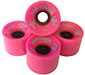 DOGTOWN MINI CRUISER PINK WHEELS 59MM 84A (Set of 4)