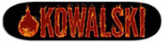 LIFEBLOOD  KOWALSKI FLAME LOGO 8.38