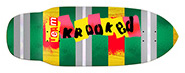 KROOKED TEAM RAT STICK DECK 10.20