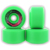 SPEEDLAB WHEELS BOMBSHELLS GREEN 57MM 99A (Set of 4)