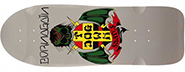 DOGTOWN BORN AGAIN COOL GREY DECK 10 X 30