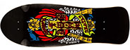 DOGTOWN DRESSEN RE-ISSUE GLOSS BLACK DECK 10 X 30.75