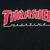 THRASHER OUTLINED BLACK SS L