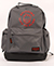 SPITFIRE LIVE TO BURN BIGHEAD 5 POCKET BACKPACK GREY/RED