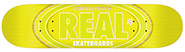 REAL TEAM RENEWAL OVAL REMIX YELLOW PP DECK 8.50