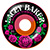 SPITFIRE FORMULA FOUR CLASSIC LACEY BAKER PERENNIAL PINK/ORANGE SWIRL 53MM 99D (Set of 4)