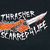 THRASHER SCARRED BLACK SS L