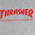 THRASHER SKATEMAG GREY SS XL