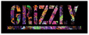 GRIZZLY TOREY FRUITY PEBBLES STICKER