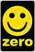ZERO SMILEY STICKER