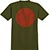SPITFIRE CLASSIC SWIRL MILITARY GREEN/RED SS M