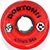 DOGTOWN MINI CRUISER TRANS RED 63MM 84A (Set of 4)