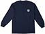 ANTI-HERO STAY READY NAVY POCKET LS L