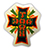 DOGTOWN CROSS LOGO RASTA  4\